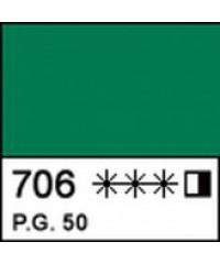 12304706 Краска акриловая МАСТЕР-КЛАСС Кобальт зеленый светлый, 46 мл