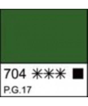 2204704 Краска акриловая серия Ладога Окись хорма, туба 46 мл