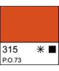 2223315 ЛАДОГА Акрил оранжевая, 220 мл