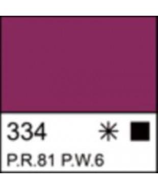Акрил ЛАДОГА 2223334 темно розовая, 220 мл