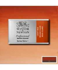 Акварель Winsor&Newton Artist's Light red, кювета