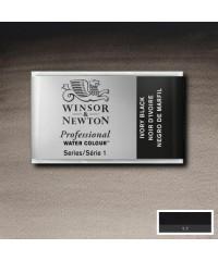 Акварель Winsor&Newton Artist's  0100331  Ivory Black, кювета