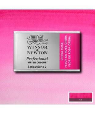 0100448 Акварель Winsor&Newton Artist's,Opera Rose, кювета