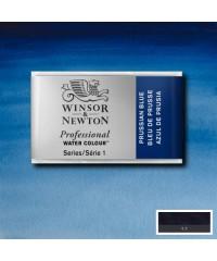 0100538 Акварель Winsor&Newton Artist's, Prussian blue, кювета
