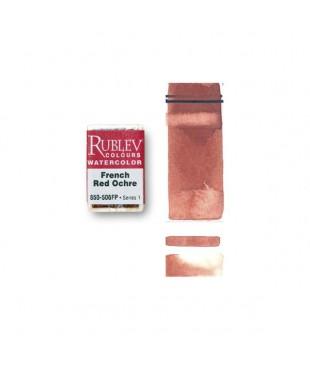 Акварель Rublev French Red Ochre