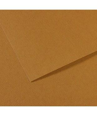 Бумага для пастели в листах Canson, серия Mi-Teines, цвет табачный, № 336, размер 50х65 см, 160 гр/кв.м, 200321034