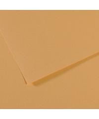 200321044 Бумага для пастели в листах Canson, серия Mi-Teines, цвет конопляный № 340, размер 50х65 см, 160 гр/кв.м