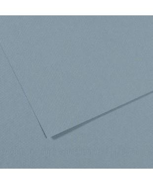 Бумага для пастели в листах Canson, серия Mi-Teines, цвет светло-голубой №490, размер 50х65 см, 160 гр/кв.м, 200321174