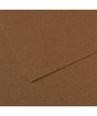 200321404 Бумага для пастели в листах Canson, серия Mi-Teines, цвет сепия, № 133, размер 50х65 см, 160 гр/кв.м