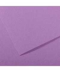 200321724 Бумага для пастели в листах Canson, серия Mi-Teines, цвет черника №113, размер 50х65 см, 160 гр/кв.м