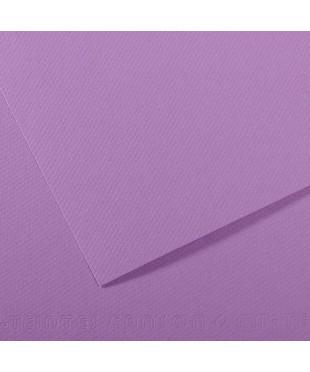 Бумага для пастели в листах Canson, серия Mi-Teines, цвет черника №113, размер 50х65 см, 160 гр/кв.м, 200321724