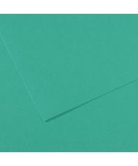 200321874 Бумага для пастели в листах Canson, серия Mi-Teines, цвет море №119, размер 50х65 см, 160 гр/кв.м
