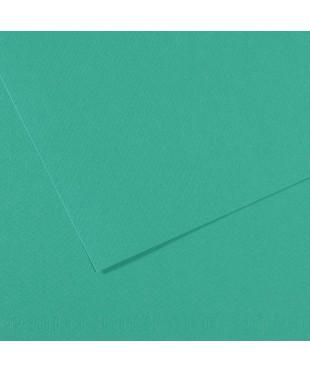 Бумага для пастели в листах Canson, серия Mi-Teines, цвет море №119, размер 50х65 см, 160 гр/кв.м, 200321874