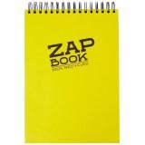 CL8356 Блокнот для набросков Zap Book, на спирали, 21х29,7 см, 160л