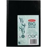 DE2301611 Блокнот для эскизов в твердой обложке, 110гр/м2, А5, 86л
