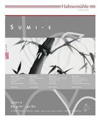 "10628370 Hahnemuhle Альбом для каллиграфии ""Sumi-e"",размер  24х32см ,плотность 80г/м2, 20л."