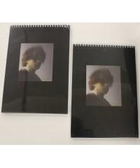 28041704 Альбом для рисунка  белая бумага А4