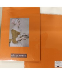 280421711 Альбом для акварели белая бумага А3 340гр. 20л