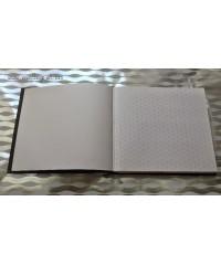 2302236 Скетчбук DERWENT для маркера, 140х140 мм, 80л, 120 г/кв.м