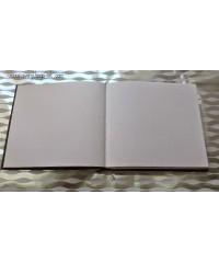 2302237  Скетчбук DERWENT для маркера, 200 х 200 мм, 80л, 120 г/кв.м2237