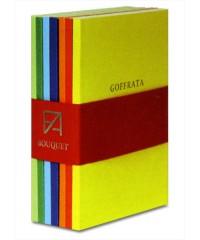57001014 Fabriano набор блокнотов  BOUQUET, 7 шт, размер 10х14 см