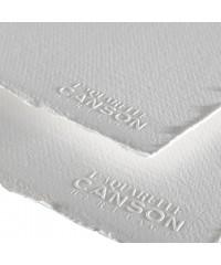 Бумага акварельная Heritage, размер 760х560 мм, плотность 300 гр/м, Grain Fin цвет White