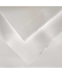 Бумага акварельная Moulin du Roy, размер 760х560 мм, плотность 300 гр/м, Grain Fin цвет White