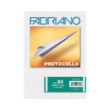 Бумага Fabriano Protocollo, 30 листов, толщина 5 мм, размер 297х420 мм, 23805030