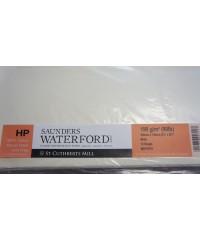 Бумага акварельная SAUNDERS WATERFORD, 760х560 мм, 190 г/кв.м, HP, цвет White