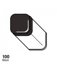 100 Маркер COPIC двухсторонний, цвет Black
