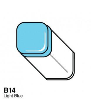Маркер COPIC Classic двухсторонний, B14, цвет Light Blue