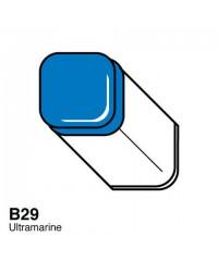 B29 Маркер COPIC двухсторонний, цвет Ultramarine