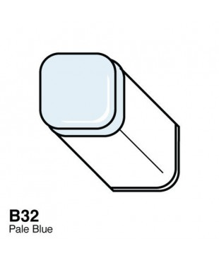 В32 Маркер COPIC двухсторонний, цвет Pale Blue