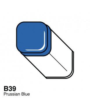 В39 Маркер COPIC Classic двухсторонний, цвет Prussian Blue