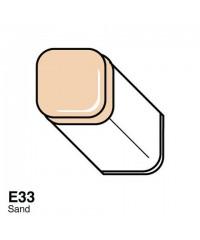 Е33 Маркер COPIC двухсторонний, цвет Sand