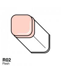 Маркер COPIC двухсторонний,R02, цвет Flesh