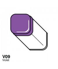V09 Маркер COPIC двухсторонний, цвет Violet