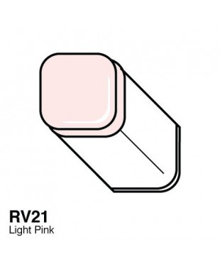 Маркер COPIC Classic двухсторонний RV21, цвет Light Pink