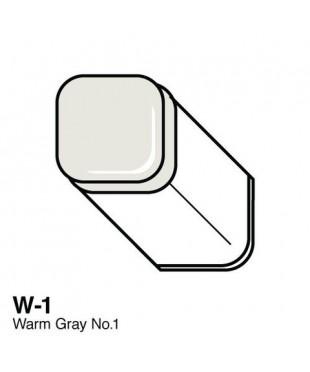W1 Маркер COPIC двухсторонний, цвет Warm Grey 1