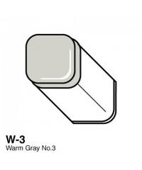 W3 Маркер COPIC двухсторонний, цвет Warm Grey 3