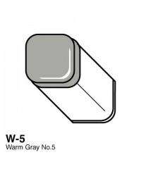 Маркер COPIC двухсторонний  W5,  цвет Warm Grey 5