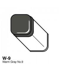 Маркер COPIC Classic двухсторонний, W9  цвет Warm Grey 9