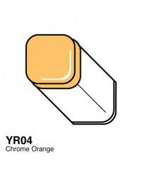Маркер COPIC двухсторонний, YR04, цвет Crome Orange