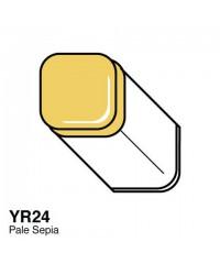 Маркер COPIC двухсторонний, YR24, цвет Pale Sepia