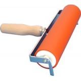 130700 ABIG Валик для офорта, размер 200х50 мм, деревянная ручка