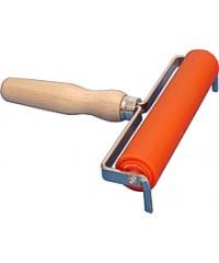 131900 ABIG Валик для офорта, размер 150х50 мм, деревянная ручка