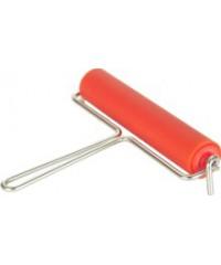 131800 ABIG Валик для офорта, размер 150х30 мм, металл. ручка