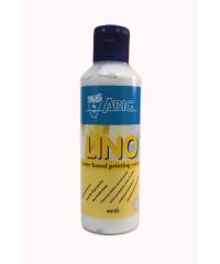 160180 ABIG LINO Краска для линогравюр на водной основе, 80 мл, цвет белый