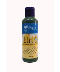 160880 ABIG Краска LINO на водной основе для линогравюр, 80 мл, цвет зеленый