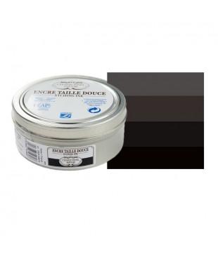 Чернила офортные CHARBONNEL,цвет черный  RSR, 200 мл, метал. банка, 331071